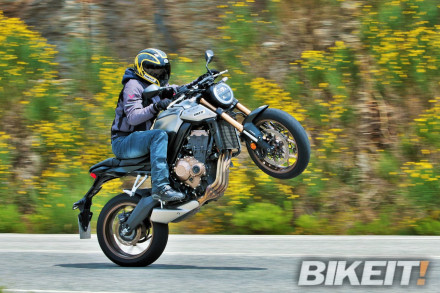 Video Test  - Honda CB 650R 2020