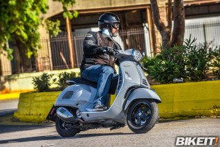 Test – Vespa GTS300 SuperTech 2019