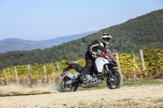 Test - Ducati Multistrada 1260 Enduro 2019
