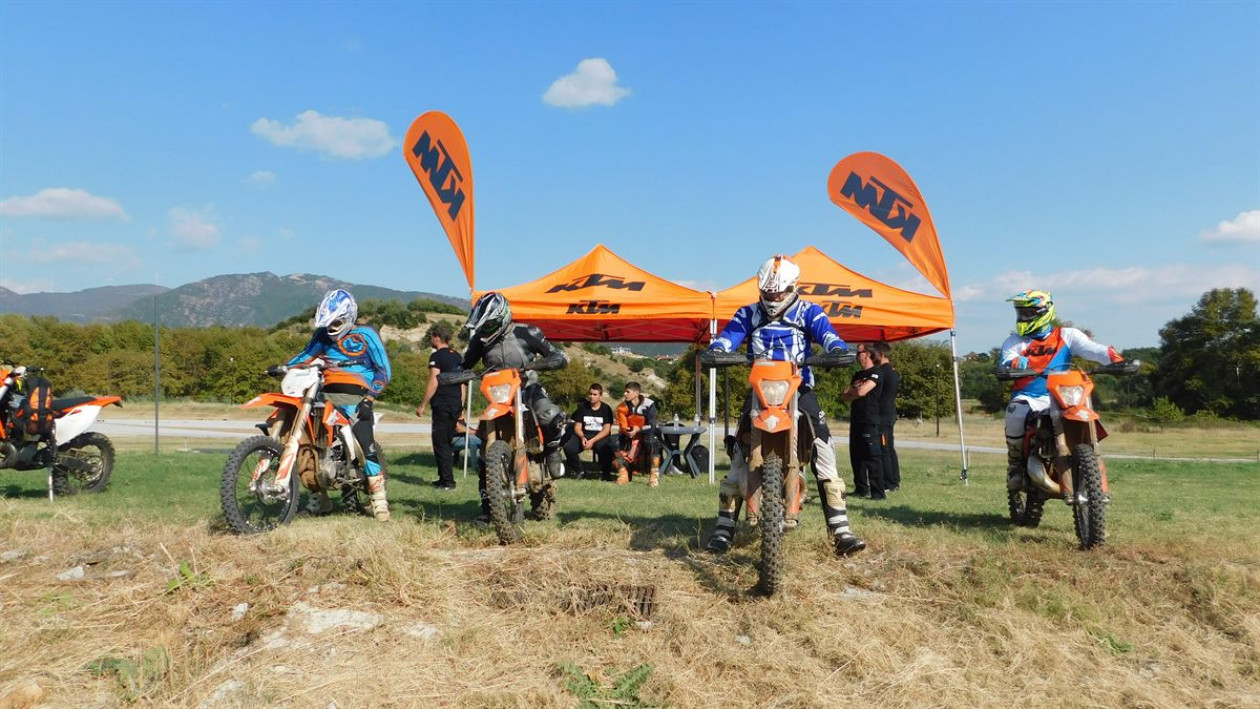 KTM Offroad Days 2019 - Δυνατό ξεκίνημα σε Δράμα και Αλεξανδρούπολη