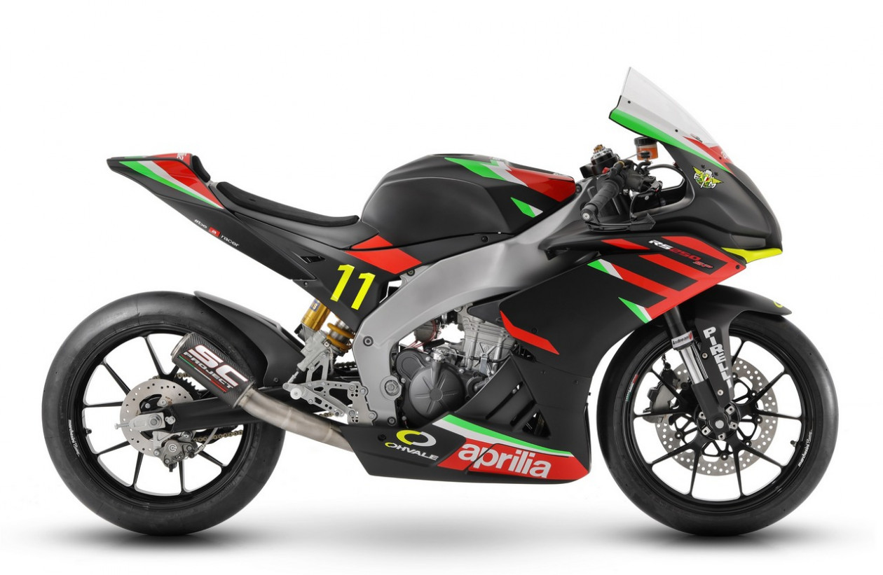 EICMA - Aprilia RS 250 SP