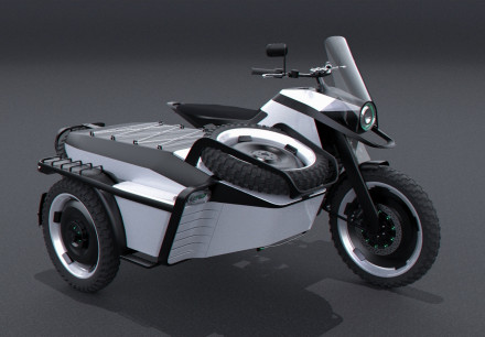 Ural Concept 2025 – Ρωσικά όνειρα