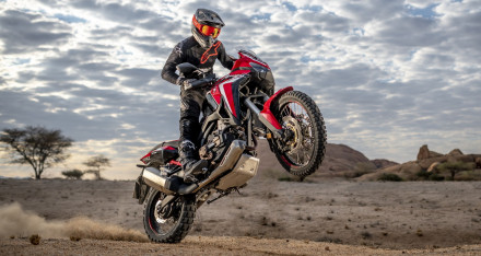 Honda Africa Twin / Africa Twin Adventure Sports 2020 - Παρουσιάστηκαν επίσημα!