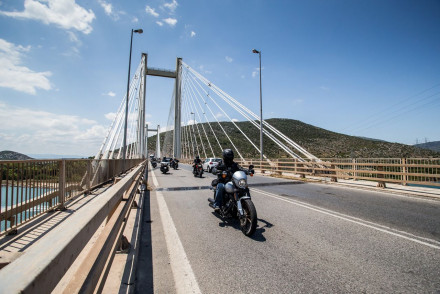 Οδηγικό - Harley-Davidson on Tour 2020