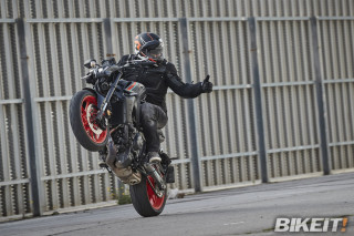 Video test - Yamaha MT-09 2021