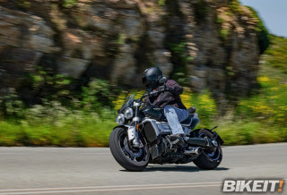 Test – Triumph Rocket 3 GT 2020