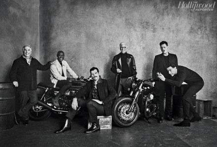 Triumph - Διαχρονικά σύμβολα στο Comedy Actor Roundtable του The Hollywood Reporter