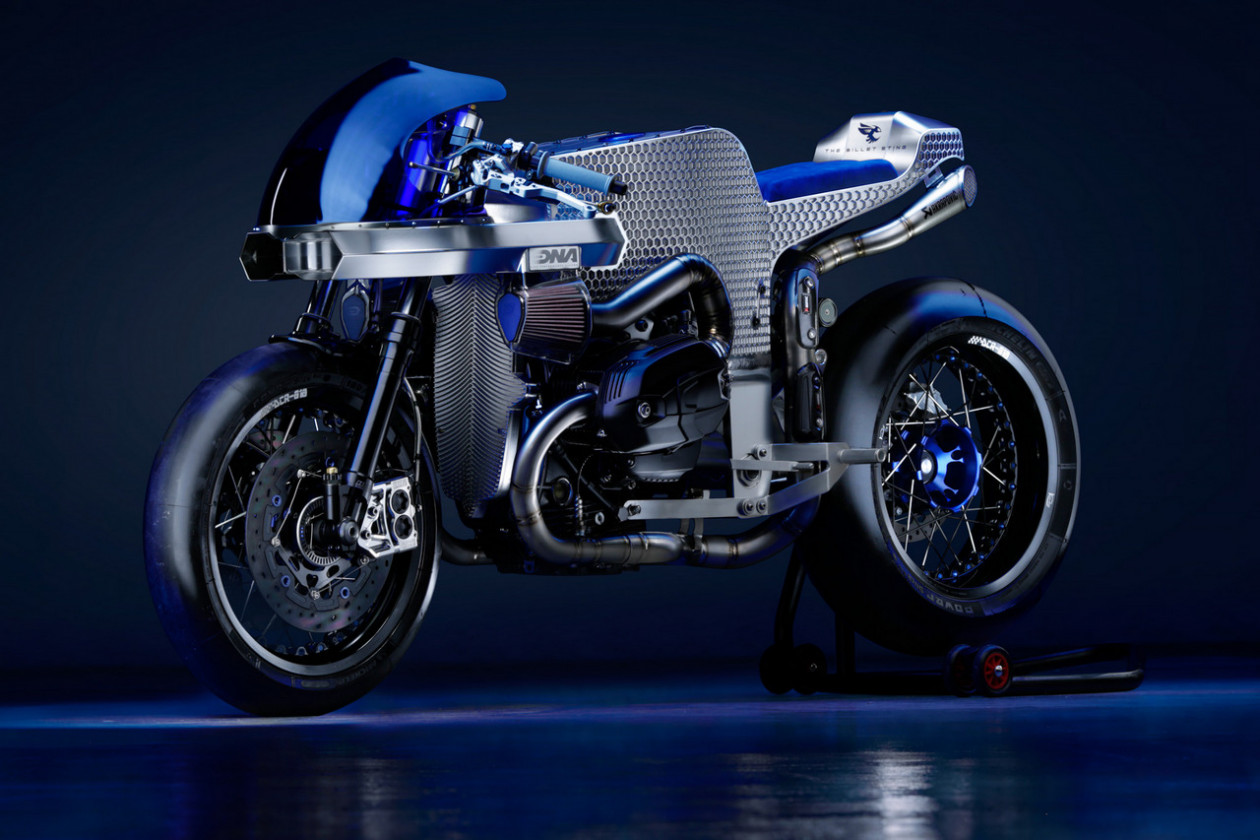 Design your Motorcycle by Michelin - Διαγωνισμός με συμμετοχή της DCR-018