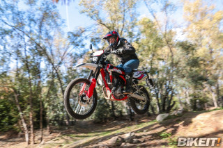 TEST – SWM RS125R