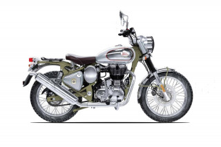 Royal Enfield Bullet Trial Works Replica
