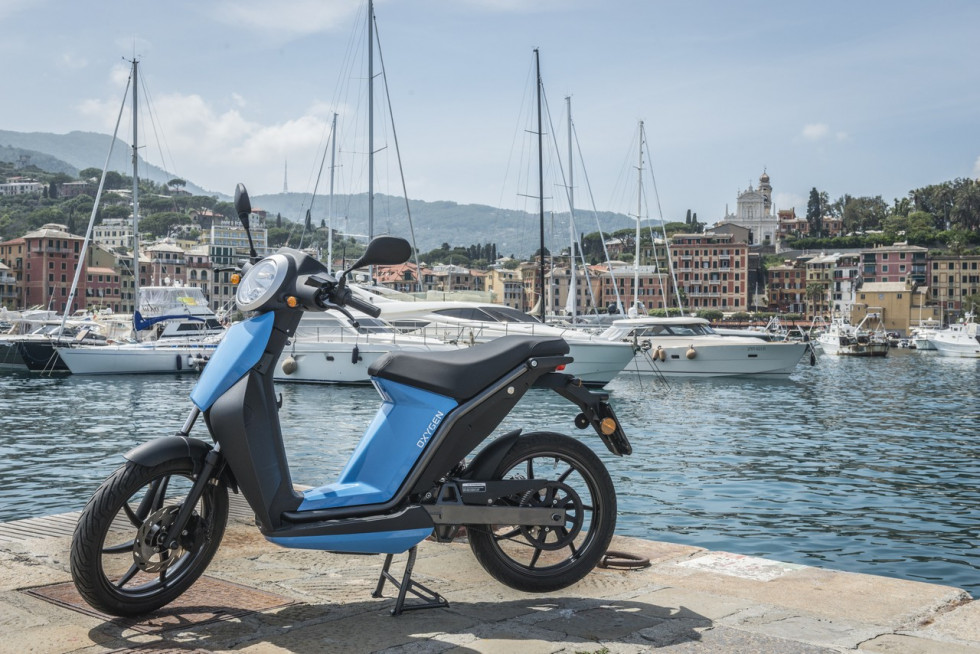 Quadro Oxygen - Made in Europe e-scooter με 5 χρόνια εγγύηση!