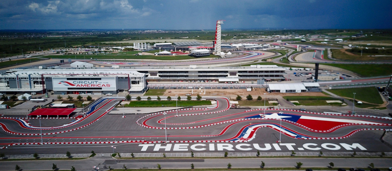 Circuit of the Americas – Στην υπηρεσία των εμβολιασμών covid