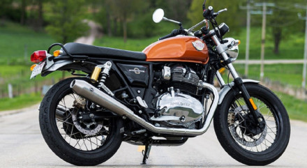 S S Cycles  – Kit βελτίωσης για τα Royal Enfield Interceptor & Continental GT 650