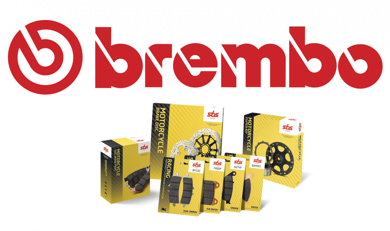 Brembo - Αγόρασε την SBS Friction A/S