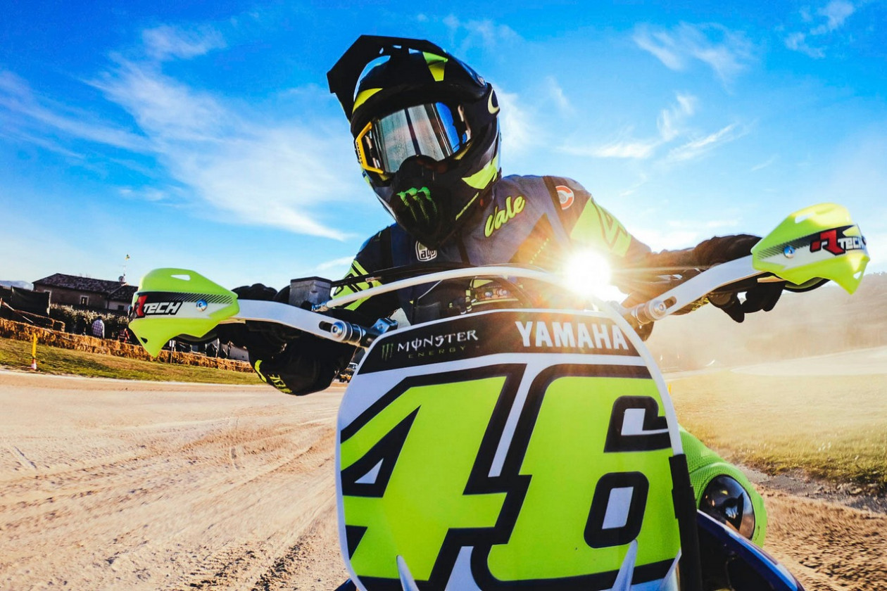 VR46 Ranch Experience by Dainese: Η απόλυτη VR46 εμπειρία στο ράντσο του Rossi!