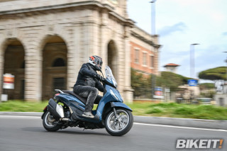 Video Test - Piaggio Beverly 300 / 400 - 2021