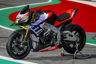 Aprilia Tuono V4 X Limited Edition – Ξεπούλησε, έρχονται δύο νέες παρτίδες!