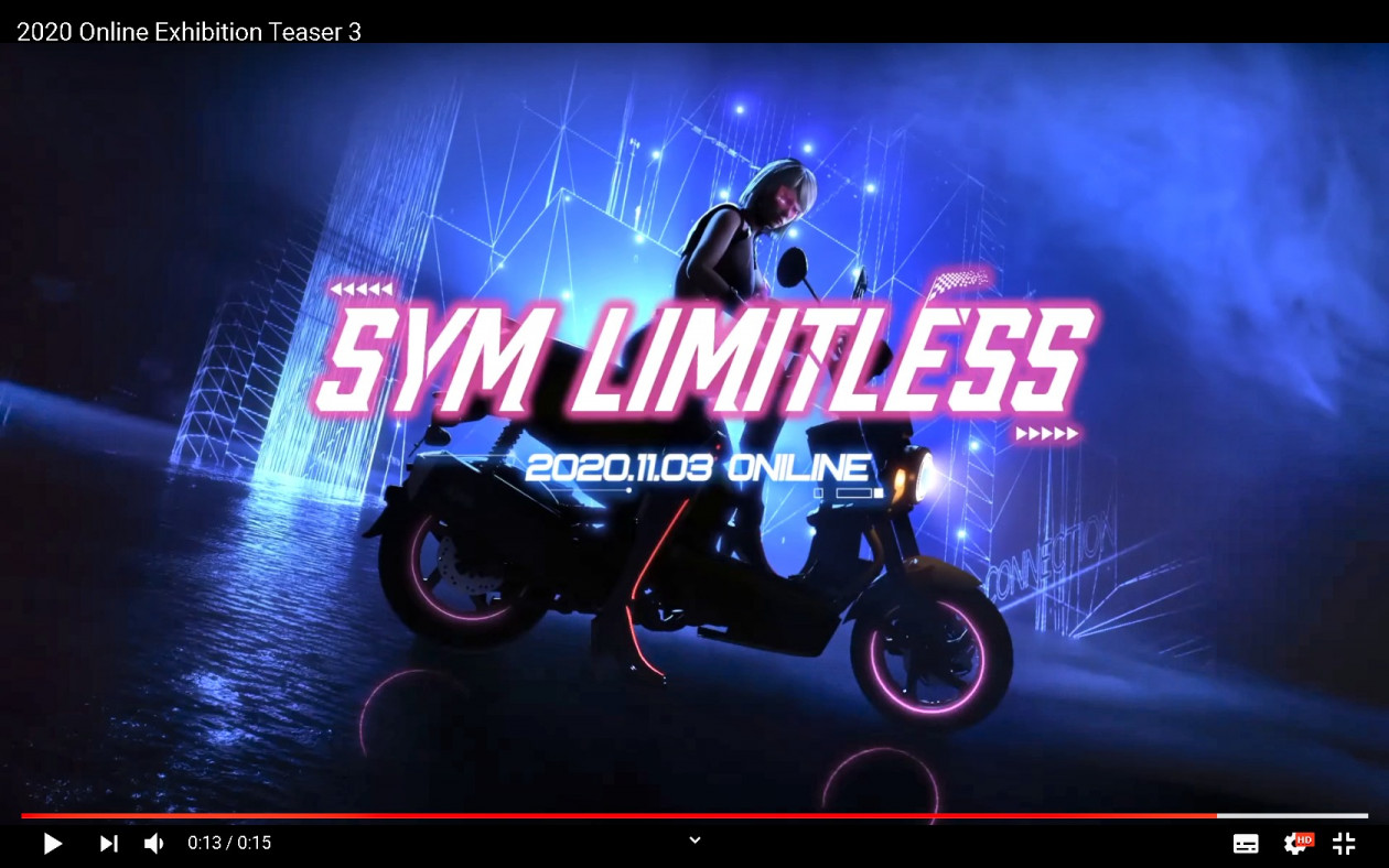 SYM Limitless - Teaser Video