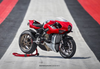 Ducati MH900 Heritage by Jakusa Design