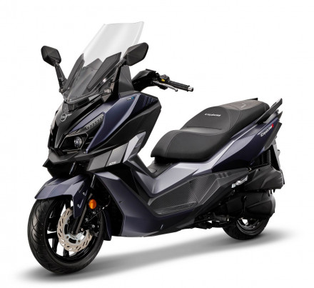 SYM Cruisym 2021 – Euro 5, Traction Control, κ.α.
