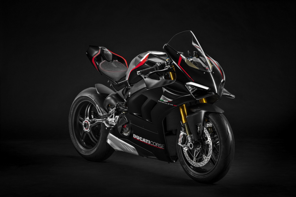 Ducati Panigale V4 SP 2021 - Shut up and take our money!