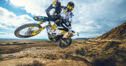 Husqvarna Factory Racing Rally Team 2020 - Θεαματικό Video