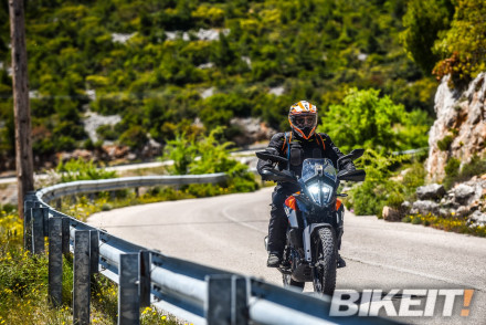 Test - KTM 390 Adventure 2020 -  Ready to everything!
