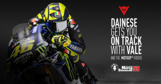Dainese Riding Masters – Νέα ευκαιρία για μαθήματα στην πίστα με τον Valentino Rossi
