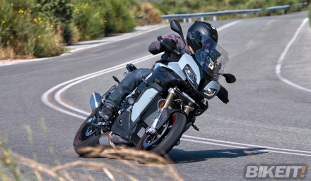 Test - BMW S 1000 XR 2020