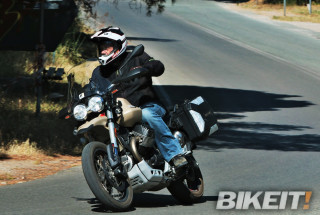 Video Test - Moto Guzzi V85TT Travel 2020