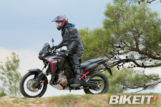 Video Test - Honda CRF 1100 L Africa Twin