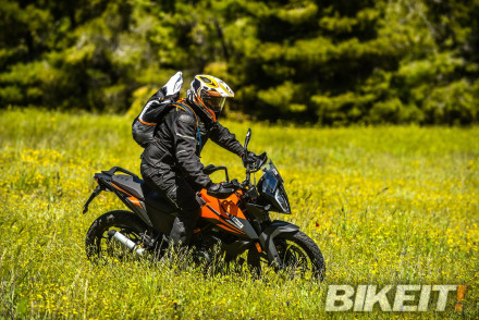 Video Test - KTM 390 Adventure 2020