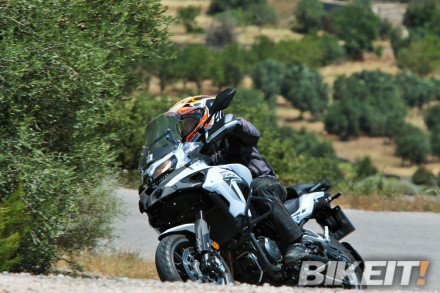 Video Test - Benelli TRK 502 - 2020