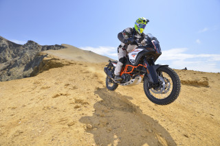 Test - KTM 1290 Super Adventure R 2017