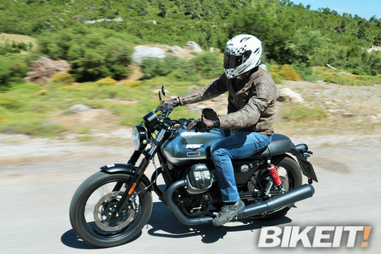 Video Test - Moto Guzzi V7 Stone III