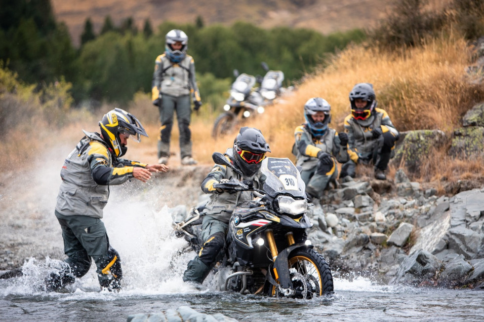 BMW Motorrad International GS Trophy 2020 - Μέρα 6η