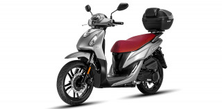 Symphony S 50/125/200 2020 - Ανανέωση για τα best-selling αστικά scooter