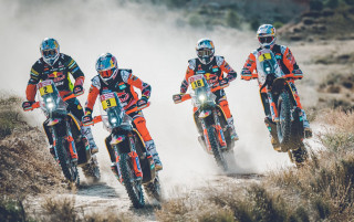 KTM Factory Racing 2020 Dakar Rally Team - Το επίσημο Video