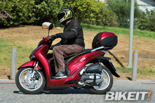 Video Test - Honda SH 150i 2020