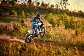 Yamaha YZ450FX 2020 - To cross-country υβρίδιο
