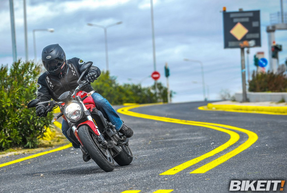 Test – Ducati Monster 821 2019
