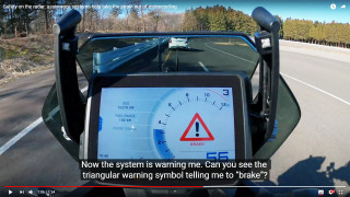 Bosch Advanced Rider Assistance Systems – Video