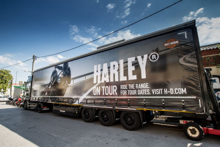 Ρεπορτάζ – Harley-Davidson on Tour 2020
