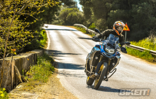 TEST – BMW F 850 GS Adventure 2019