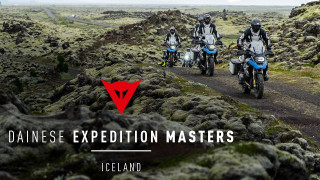 Dainese Expedition Masters 2019 - Εκδρομή στα μαγικά τοπία της Ισλανδίας! - Video