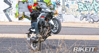 Test - BMW F 900XR 2020