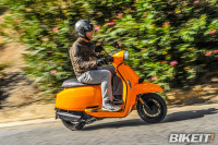 Video Test - Lambretta V-Special 125